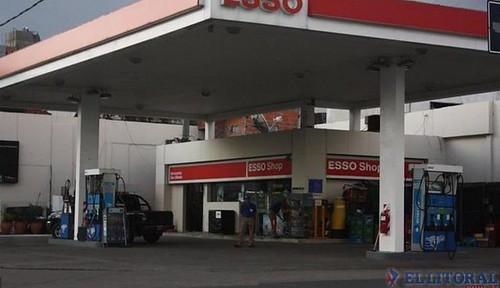 ESSO Servicentro Don Alfredo - Estación de servicio