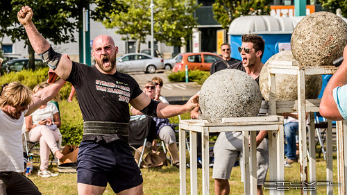 Vlad wins his first Sterkste Man competition!