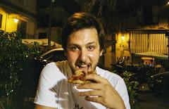 Palermo (Mary.Cherry) Tags: trip summer italy film analog 35mm italia estate july august roadtrip pizza agosto prints sicily analogue 135 palermo analogphotography sicilia 2012 luglio