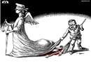 ۴ سال گذشت: داغ کهریزک همچنان تازه است فرشته قاضی کاریکاتور: مانا نیستانی…