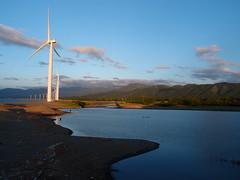 Bangui Windmills (Carrascal Girl) Tags: sea seascape beach seaside wind windmills ilocos donquixote windfarm turbines ilocosnorte bangui powergeneration banguiwindmills tiltingatthewindmills