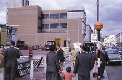 The Moor, Sheffield, September 1967. (The JR James Archive, University of Sheffield) Tags: sheffield 1967 southyorkshire themoor bestofjrjames