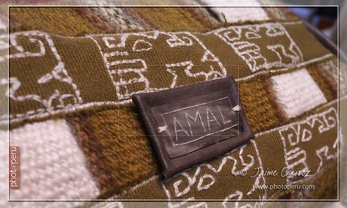 Amazonas, textiles AMAL