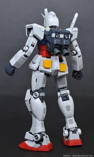 MG RX-78-2 Gundam Ver 3 4 by Judson Weinsheimer