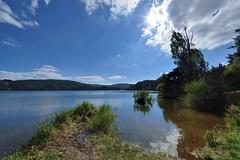 Lac d' Issarles, Ardche. (f6bip) Tags: landscape nikon ardeche 1424mm capturenx2 d800e