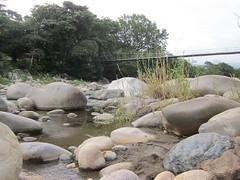 Los Pozos de Caldera Hot Springs, Panama (Aug-2013) 074 (MistyTree Adventures) Tags: outdoor panama boquete lospozosdecaldera latinamerica boulders jungle trees nature water
