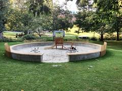 Playground (jacobchristensen) Tags: park autumn playground circle denmark odense circular originalfilter uploaded:by=flickrmobile flickriosapp:filter=original