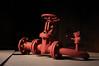 Red valve (glukorizon) Tags: red urban monochrome dark screw utrecht pipe nederland valve nut rood flange pijp donker ventiel kraan odc flens defabrique moer schroef klep odc2 ourdailychallenge