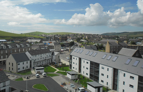 Park Square Regeneration, Campbeltown by Coltart Earley Architecture