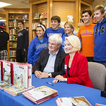 """<b>Callista Gingrich Book Signing_100513_0052</b><br/> Photo by Zachary S. Stottler Luther College '15<a href=""""http://farm6.static.flickr.com/5330/10181087105_d984351428_o.jpg"""" title=""""High res"""">∝</a>"""
