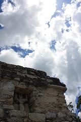 Dios Descendiente (linkogecko) Tags: archaeology mxico mexico site coba mexique archaeological 2009 zona roo sitio messico quintana arqueologia arqueologa cob arqueologica arqueolgica