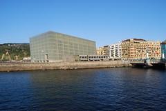 Palacio Kursaal, Donostia (Virginia Giné) Tags: mar nikon donostia d60 guipuzkoa