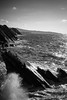 43:00 (Ocean of emptiness) Tags: ocean wild bw white black water noir nb corniche blanc paysbasque socoa ciboure altantique delphinerouxphotographie