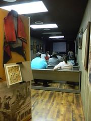 DSCN3531 (Official Photos of Clay County, Missouri) Tags: museum jesse james women war farm event diane civil missouri speaker april soldiers presentation kearney bushwhackers the 2015 eickhoff