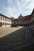 The Brunnenhof courtyard of the Residenz in Munich