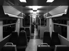 Ghost Train (iphone6street) Tags: 6 monochrome train ghost plus iphone iphone6plus