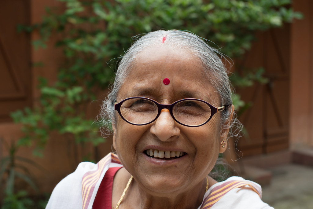 Grandma India