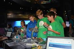 GOES-R Exhibit at Kennedy Space Center (NOAASatellites) Tags: goesr ksc nasa noaa nextgeneration weathersatellite satellite countdowntolaunch roadtolaunch events educationandoutreach launch atlasv nesdis noaasatellites