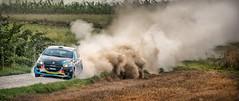 Rajd Nadwilaski (Patryk Krzyzak) Tags: rajd rally nadwislanski patryk krzyzak patruk pk patrukk foto dust speed kurz dariusz lamot olejniczak peugeot 208 r2