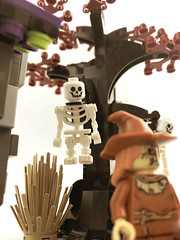 Halloween Village (Mr.Savath_Bunny) Tags: headless horseman witch town halloween lego werewolf vampires skeleton scarecrow pumpkin patch village candy corn ghost spooky hallows eve zombies tree