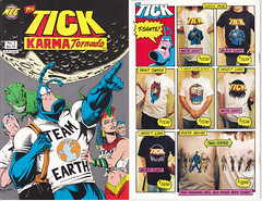 DEC 1993 THE TICK KARMA TORNADO #2 (vsndesigns) Tags: beta the tick vs arthur sentinel prime optimus successor townsend coleman lego minifig minifigure dcon 2014 ball mylar balloon buttons bonanza pencil indie shocker gbjr toys with tie and tshirt zombie in a steel box fox promotional totally kids magazine 45 club spoon taco bell meal commercial eli stone ben edlund little wooden boy comic book merchandise rare limited edition 80s 90s collector museum naked super hero heroine collection photo screen