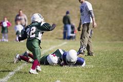IMG_2459eFB (Kiwibrit - *Michelle*) Tags: pee wee football winthrop monmouth boys team game 101516 play