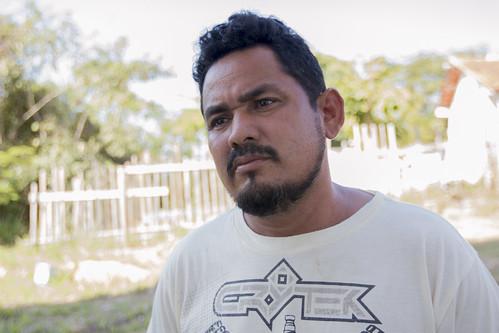 Ageu Pereira, ribeirinho de Montanha Mangabal.