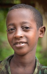 Wolayta Boy, Ethiopia (Rod Waddington) Tags: africa african afrika afrique ethiopia ethiopian ethnic etiopia ethnicity ethiopie etiopian thiopien wolayta wollaita tribe traditional tribal village boy portrait people outdoor