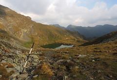 Fagaras Mountains (Richard Leese) Tags: romania fagaras transylvania transfagarasan mountains lake scenery hiking