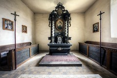 (satanclause) Tags: abandoned church oputn kostel hdr urbex czech