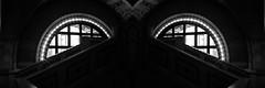 Chicago Culture Center (haominshi) Tags: chicago contrast city archietecture art dark symmetry light
