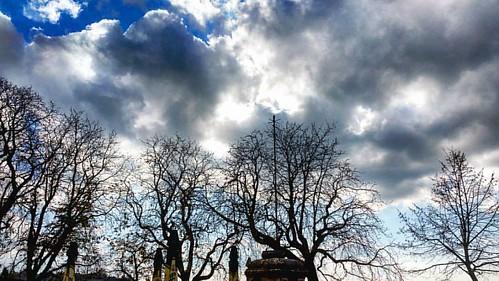 20161001  #istra #istria #oprtalj #confine #frontier #ig_croatia #cyan #campagna #nature_perfection #igerscroatia #ig_croatia #skyline #jellow #openspace #sky #landscape #landscape_lovers #openair #sky #nature #clouds #natura #croatia #colline #view #sigh