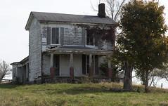 Abandoned Nov 2016 (A  Train) Tags: abandoned wilmorekentucky old decay creepy highbridge kentucky farmhouse nikond750 nikon