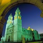 Arquitectura Religiosa - Catedral de Campeche