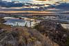 Lago Titicaca (Macarena V) Tags: sunrise puno peru titicaca lake lago hotel libertador rocks rocas piedras plants plantas clouds nubes