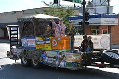 2015 NDSCS Homecoming Parade