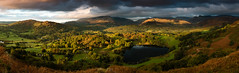 Loughrigg Tarn (A C Hughes Photography) Tags: lakedistrict cumbria uk england britain landscape photography achughes loughriggfell tarn lake mountains morning sunrise light trees