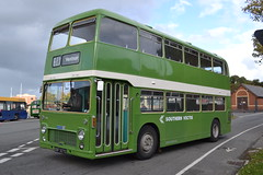 Southern Vectis 621 OSF307G (Will Swain) Tags: newport quay isle wight buses beers walks weekend 14th october 2016 south southern bus transport travel uk britain vehicle vehicles county country england english vectis 621 osf307g