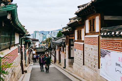 Thumbnail from Bukchon Hanok Village