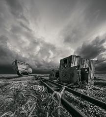 Dungeness Beach (www.forgottenheritage.co.uk) Tags: explore abandoned fishing boat industry kent uk