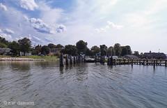 Ferry Landing (r.w.dawson) Tags: oxford talbotcounty maryland md usa ferryride ferrylanding tredavonriver docks