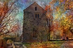 Autumn (Arnzazu Vel) Tags: autumn fall rothenburgobdertauber germany alemania deutschland otoo garden burggarten colors colores wow