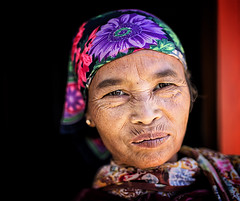 Giava (mokyphotography) Tags: indonesia giava donna woman portrait ritratto people persone eyes occhi bromo