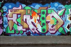BRK (Alex Ellison) Tags: brk trp therollingpeople hackneywick eastlondon urban graffiti graff boobs