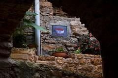 Valloria (108) (Pier Romano) Tags: valloria porte porta dipinta dipinte door doors painted imperia liguria italia italy nikon d5100 paese town dolcedo artisti pittori