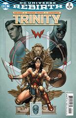 DC Universe Rebirth: Trinity 2 (Frank Cho cover) (FranMoff) Tags: batman wonderwoman superman comicbooks trinity frankcho cho dcuniverserebirth