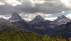 The West Slope of the Teton Range (spotwolf5) Tags: tetonrange mountains greateryellowstoneecosystem