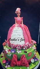 barbie 2 (virsingh77) Tags: girl cookiesjar cake barbie kids