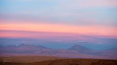Vocn Licancabur y el Desierto de Atacama (josefrancisco.salgado) Tags: 2470mmf28g atacamadesert chile d4 desiertodeatacama iiregindeantofagasta licancabur nikkor nikon provinciadeelloa republicofchile repblicadechile crepsculo desert desierto evening twilight sanpedrodeatacama cl