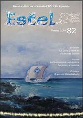Sociedad_Tolkien_Espanola_Revista_Estel_82_portada (Sociedad Tolkien Espaola (STE)) Tags: ste estel revista tolkien esdla lotr